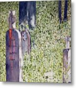 Eternity In Hoonah Metal Print