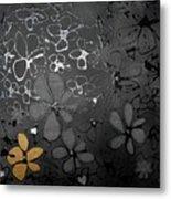 Eva's Garden Metal Print