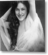 Evelyn Nesbit (1885-1967) Metal Print