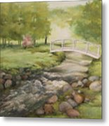 Evelyn's Creek Metal Print