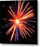 Even Brighter Than The Moon Metal Print