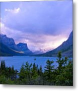 Evening At St. Mary's Metal Print