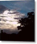 Evening Sky 1 Metal Print
