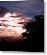 Evening Sky 2 Metal Print