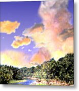 Evening Star Metal Print