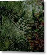 Ever Green Song Metal Print