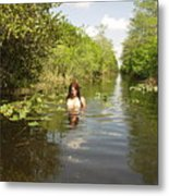 Everglades Beauty One Metal Print