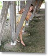 Everglades City Beauty 534 Metal Print