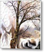 Everlasting Metal Print