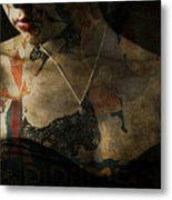 Every Picture Tells A Story Metal Print