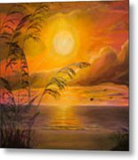 Everyday Sunrise Metal Print