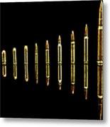 Evolution?-gold Edition Metal Print