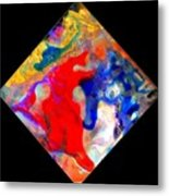 Evolution Series 1007 Metal Print