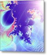Evolving Universe Metal Print