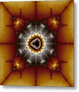Exiled Mandelbrot No. 61 Metal Print