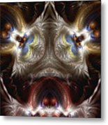 Exogenic Symmetry 1 Metal Print