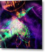 Exotic Rainbows Metal Print