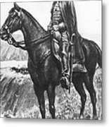 Explorer Juan Bautista De Anza Metal Print