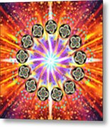 Explosion Of Emotions Metal Print