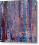 Expression # 9 The Blues Down And Out Metal Print