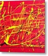 Expression 909 Metal Print