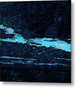 Expressionist View IIi Metal Print