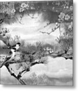 Expressions Of Spring Metal Print
