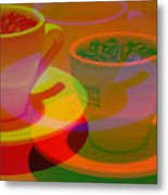 Expresso.piccolo.offset Metal Print