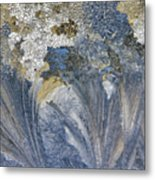 Extreme Frost Metal Print