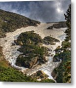 Extreme Trail Metal Print