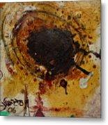 Eye 4 Metal Print