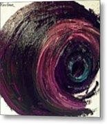 Eye Abstract II Metal Print