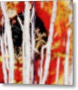 Eye Am Within  Metal Print