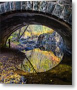Eye Metal Print by Mary Amerman