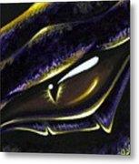 Eye Of Ametrine Metal Print