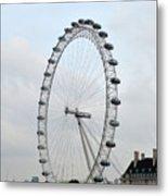 Eye Of London I Metal Print