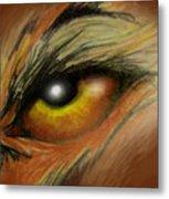 Eye Of The Beast Metal Print