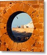 Eye Of The Beef  Essaouira  Mogador Metal Print
