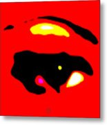 Eye Peace 3 Metal Print