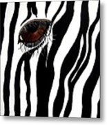 Eye Spy 2 Metal Print