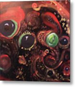 Eyes Of The Universe # 5 Metal Print