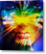 Eyes Of Truth Metal Print