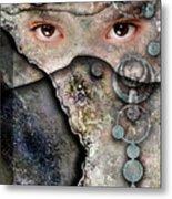Eyes Of Vision Metal Print
