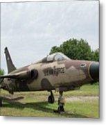 F-105 Thunderchief - 1 Metal Print