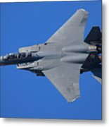 F-15 Eagle Metal Print