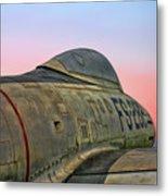 F-84g Thunderjet Metal Print