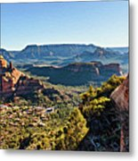 F And B Ridge 07-028 Metal Print