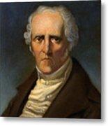 F. M. Charles Fourier  Metal Print