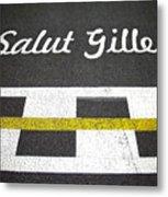 F1 Circuit Gilles Villeneuve - Montreal Metal Print