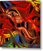 Fabric Of The Universe Metal Print